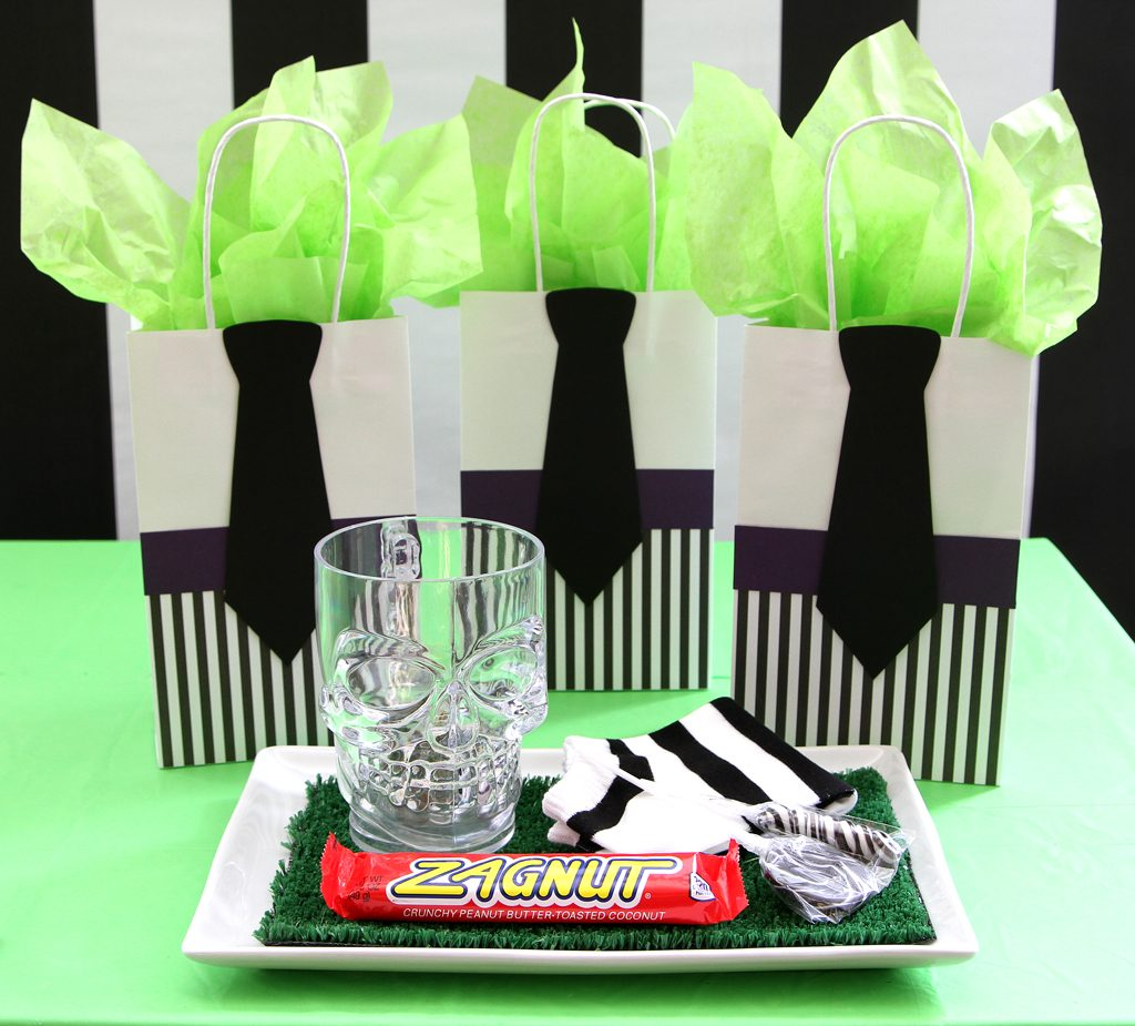 Beetlejuice Party Favors