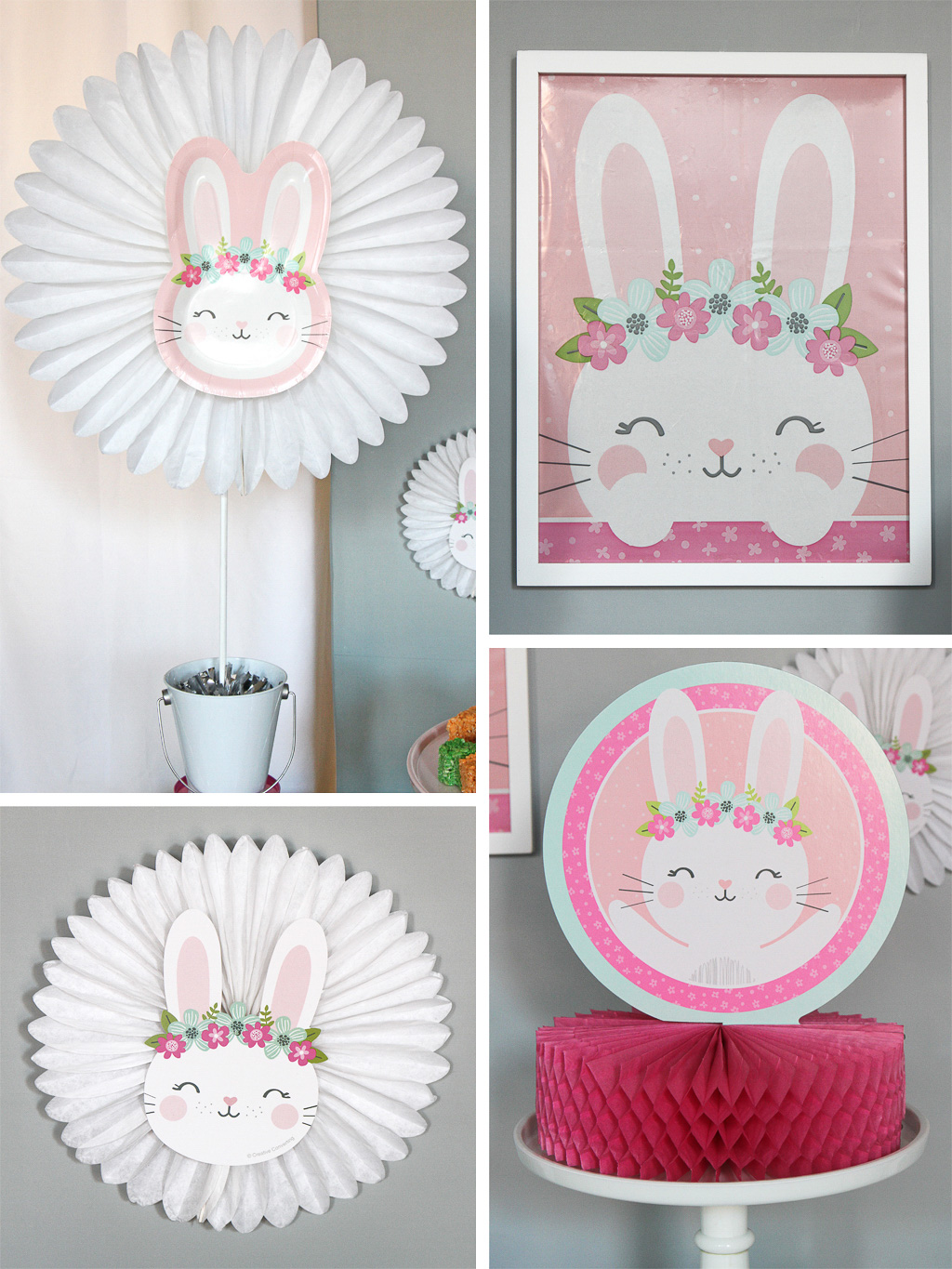 Birthday Bunny Party Ideas