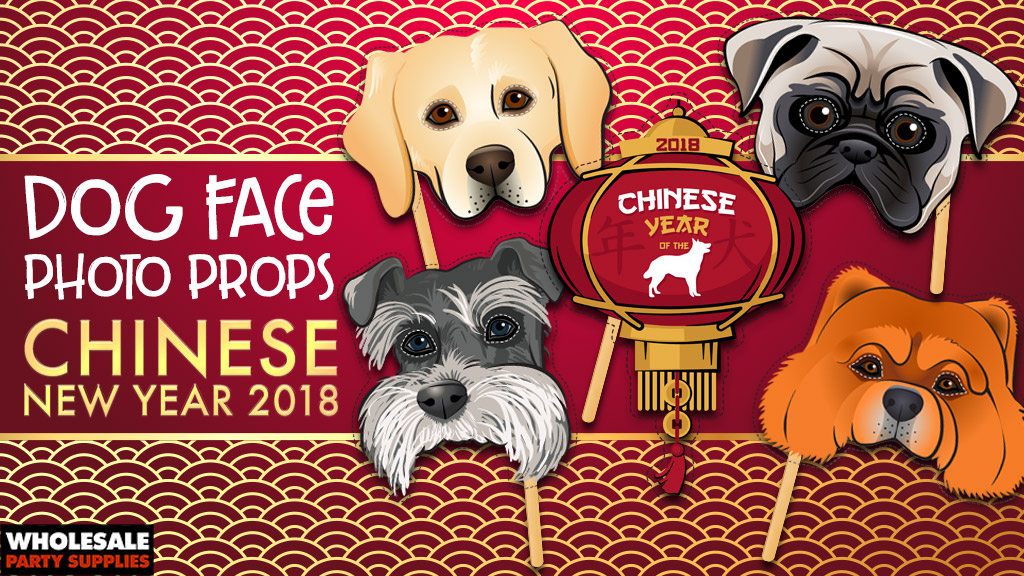 Chinese New Year Printable Photo Props