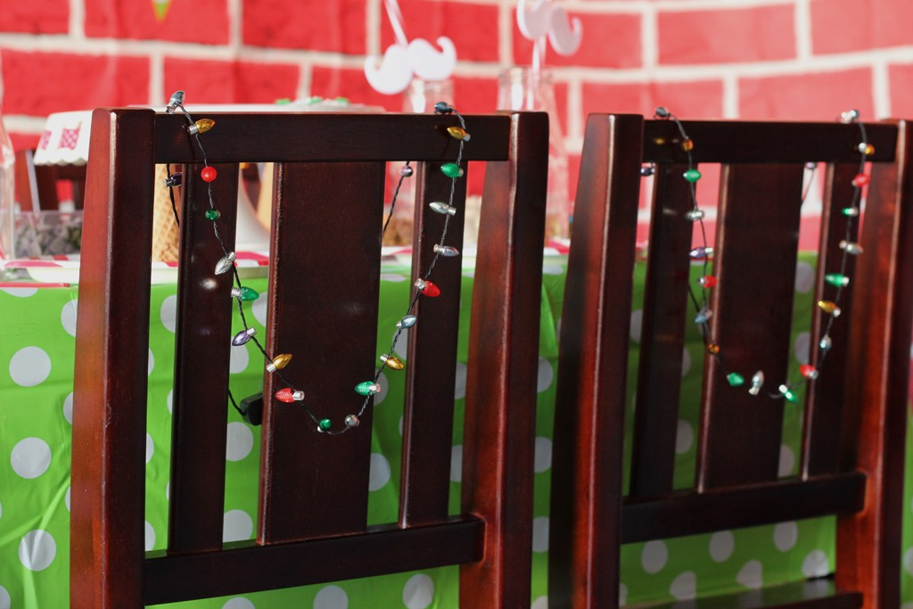 Christmas Crafting Party Favor Ideas