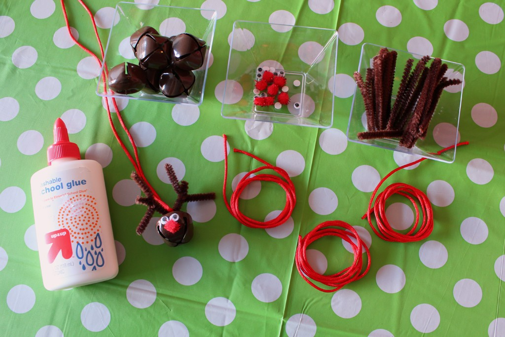 Christmas Crafting Party Activities