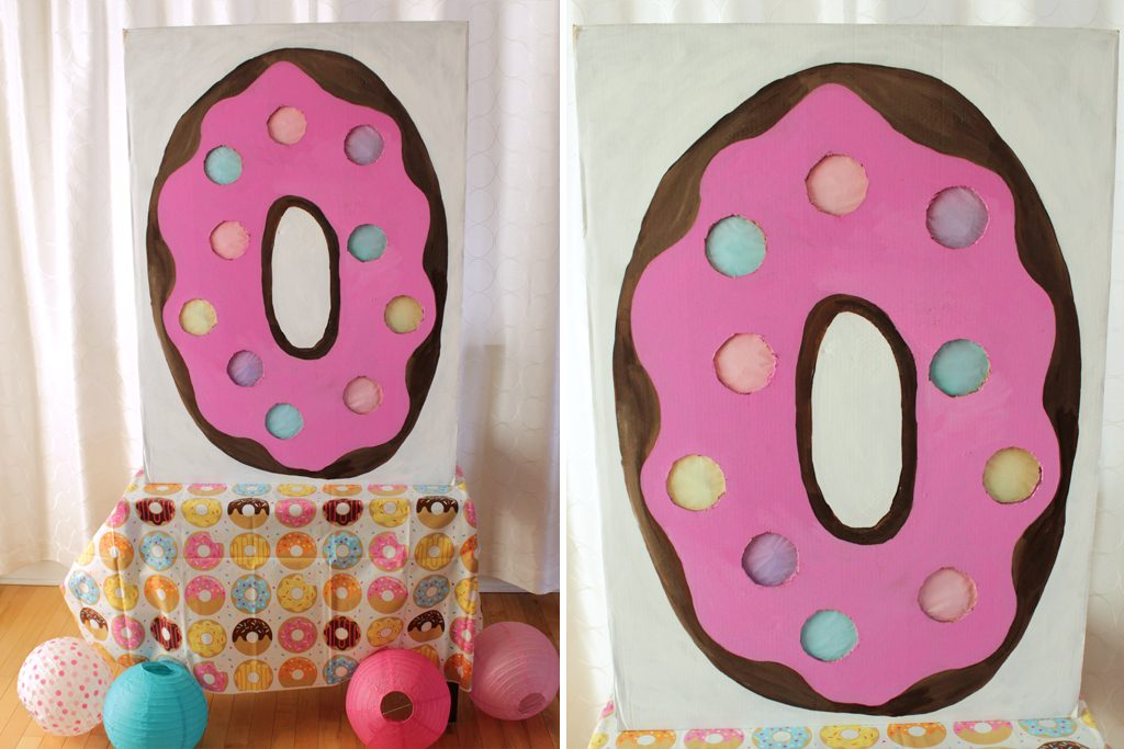 Donut Punch Box Activity Step 5