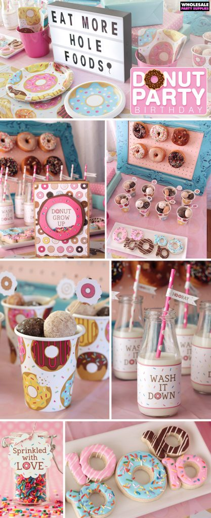 Donut Party Birthday Ideas Pinterest Guide