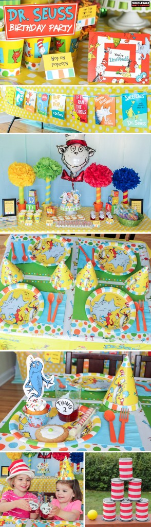 Dr. Seuss Birthday Party Ideas Pinterest Guide