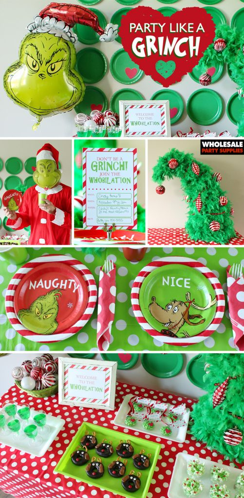 Grinch Party Ideas Pinterest Guide