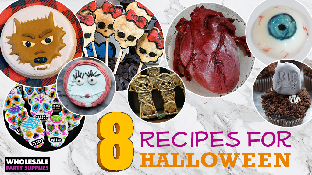 8 Halloween Recipes for Your Party