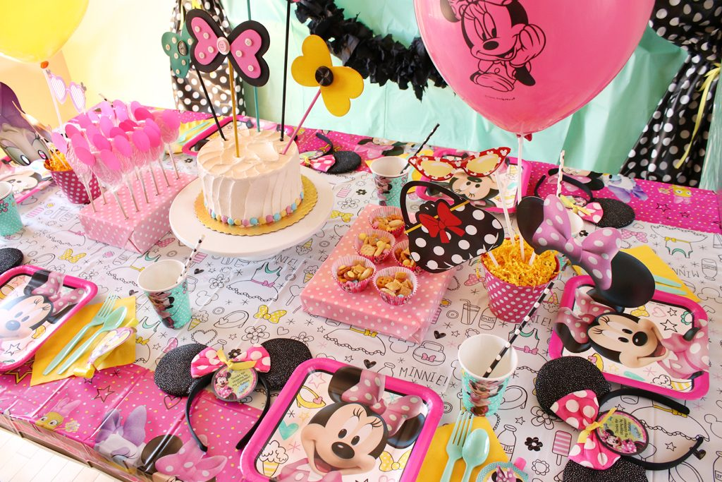 Minnie Mouse Party Food Ideas