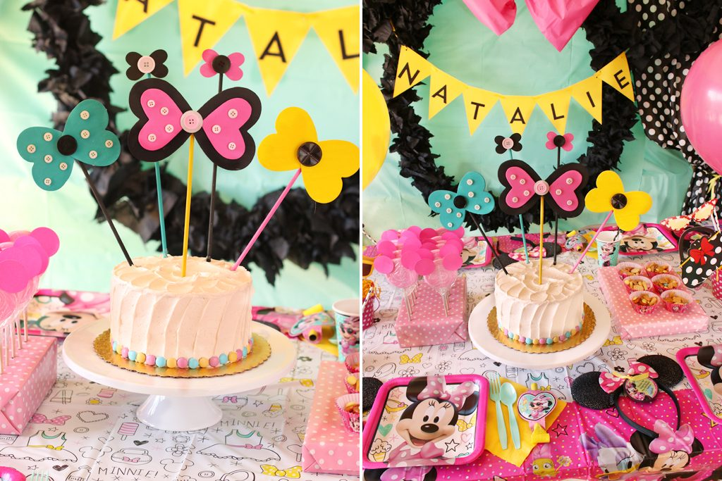 Minnie Mouse Party Food