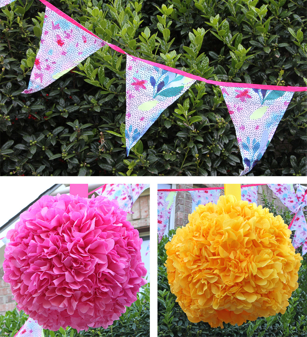 Blooming Garden Party Decoration Ideas
