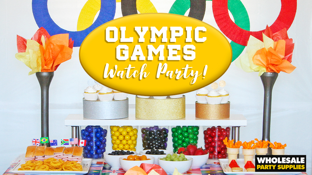 Olympic Watch Party Ideas