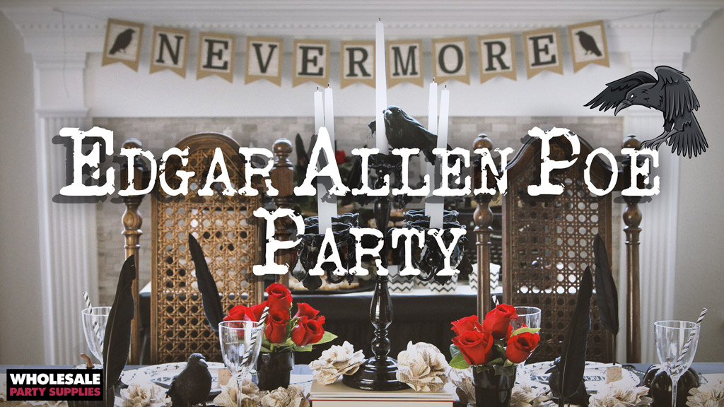 Edgar Allan Poe Party Idea