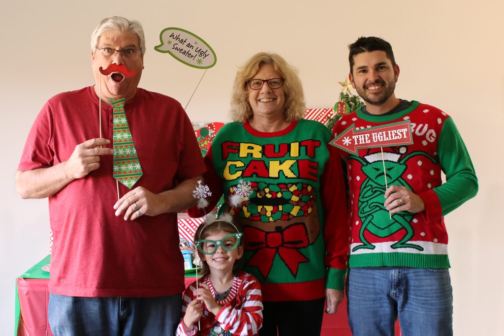 Ugly Sweater Holiday Party Activities