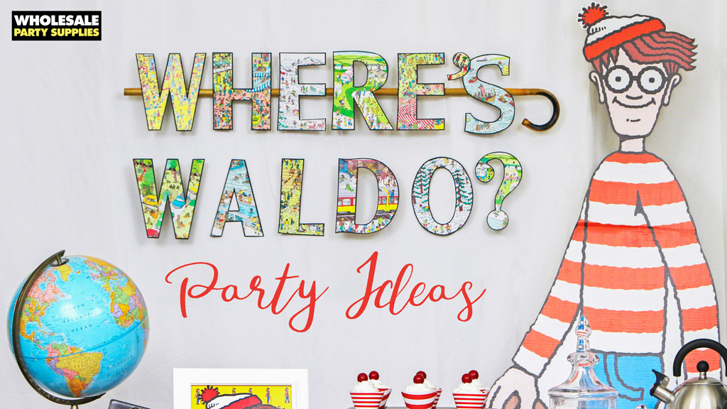 Where's Waldo Party